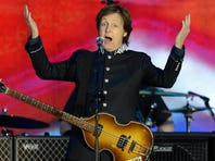 Paul McCartney  will be live-streamed from Bonnaroo.