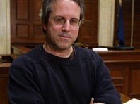 """René Balcer, an Emmy Award-winning head writer and executive producer of """"Law & Order,"""" immigrated to the United States from Canada in 1979."""