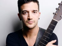 "Though he's best known for his time on ""Dancing With the Stars,"" Mark Ballas is also an accomplished guitar player."