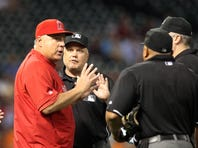 MLB players, managers get ejected