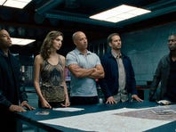Paul Walker, left, and Vin Diesel reunite for 'Fast and Furious 6.'