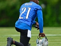 RB Reggie Bush could have quite an impact for a potentially explosive offense.