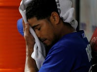 On the mend: Players on the DL