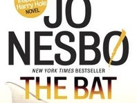 Book jacket of 'The Bat' by Jo Nesbo, which is now out in paperback.