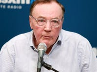 James Patterson tops yet another one of USA TODAY's Best-Selling Books lists.