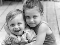 Charis and Marla Theocharides are engulfed in a bitter international custody dispute over their children, Katerina, 7, and Marcus, 4.