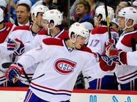 Blake Geoffrion retired from hockey due to the lingering effects of a skull fracture and concussion he sustained during an AHL game.