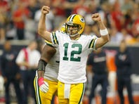 Peyton Manning, Tom Brady and Aaron Rodgers will be among the first quarterbacks drafted in all leagues.