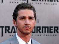 """Shia LaBeouf attends """"The Company You Keep"""" New York Premiere at The Museum of Modern Art on April 1, 2013 in New York City."""