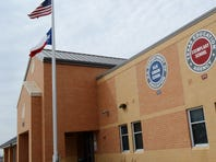 This Feb. 22, 2013 photo provided by the Killeen Independent School District shows the exterior of Meadows Elementary School in Fort Hood, Texas.