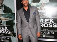 """Actor Tyler Perry attends the Premiere Of Summit Entertainment's """"Alex Cross"""""""