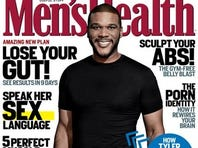 Tyler Perry on November cover of 'Men's Health'