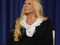 New York City comptroller candidate and former madam Kristin Davis on Oct. 18, 2010.
