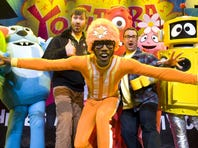 The team at 'Yo Gabba Gabba!' has launched a line of apparel.