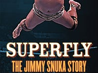 The autobiography of wrestler Jimmy Snuka is due Dec. 1.