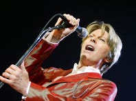 David Bowie is back with new music.