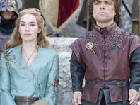 Lena Headey and Peter Dinklage on 'Game of Thrones.'