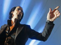 Nick Cave is the subject of an essay in the recently launched 'Such Sweet Thunder.'