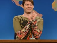 Bill Hader has announced he's leaving 'Saturday Night Live.'