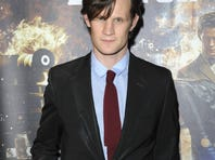 Actor Matt Smith is leaving 'Doctor Who.'