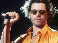 A miniseries about INXS is being made in Australia.