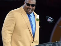 Photos: Best of 2013 Pro Football Hall of Fame induction ceremony