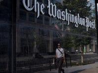 The Washington Post office in Washington, D.C.
