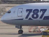 All Nippon Airways' Boeing 787 Dreamliner at Haneda airport in Tokyo on Jan. 18, 2013.