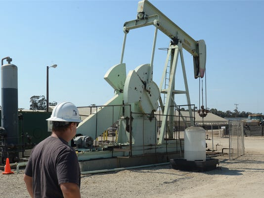 Ox oil field 5