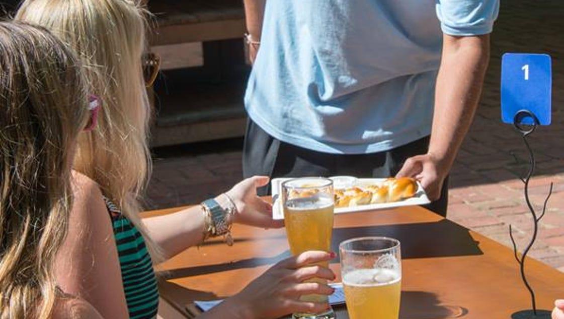 Longwood Gardens 39 Beer Garden Opens Wednesday