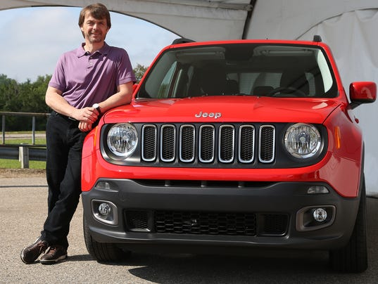 Mike Manley, CEO of the Jeep and Ram brands