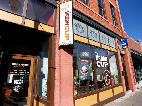 Downtown's The Urban Cup will become Crave Cookie Dough not long after Valentine's Day.