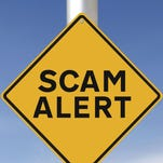 Callers claiming to be IRS agents are targeting students and demanding payment for a non-existent tax.