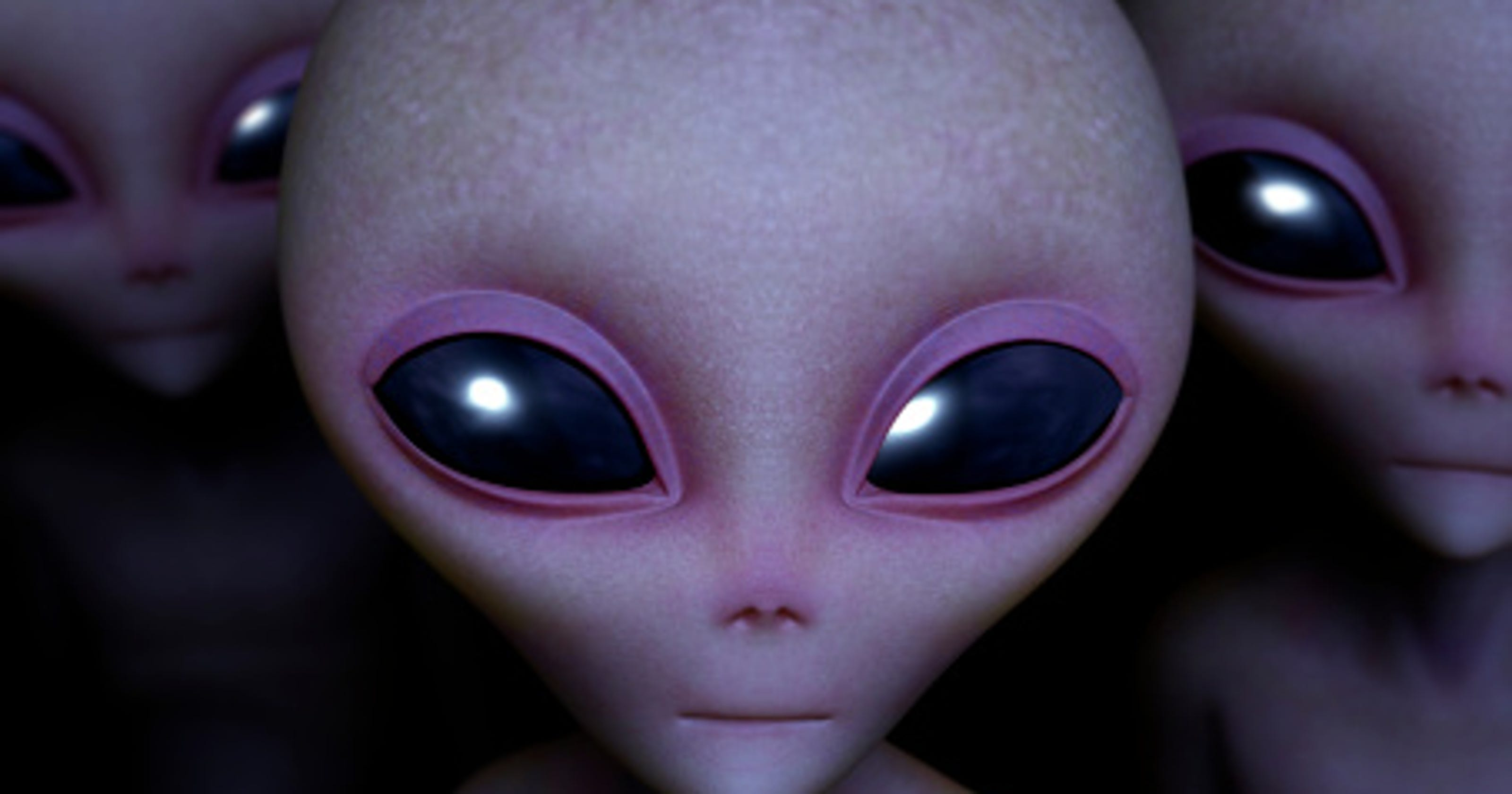 UFO encounter? Footage shows pilots' apparent sighting of alien craft