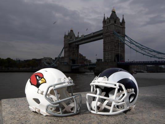 USP NFL: INTERNATIONAL SERIES-LONDON VIEWS S FBN GBR [E
