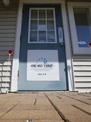 Exterior of the Osteo Relief Institute in at Route 34 and Allaire Road in Wall Township is shown Monday, March 20, 2017.  The clinic closed down after more than 30 patients reported septic arthritis infections linked to the facility