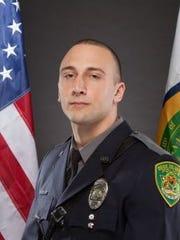 Patrolman Anthony D'Errico