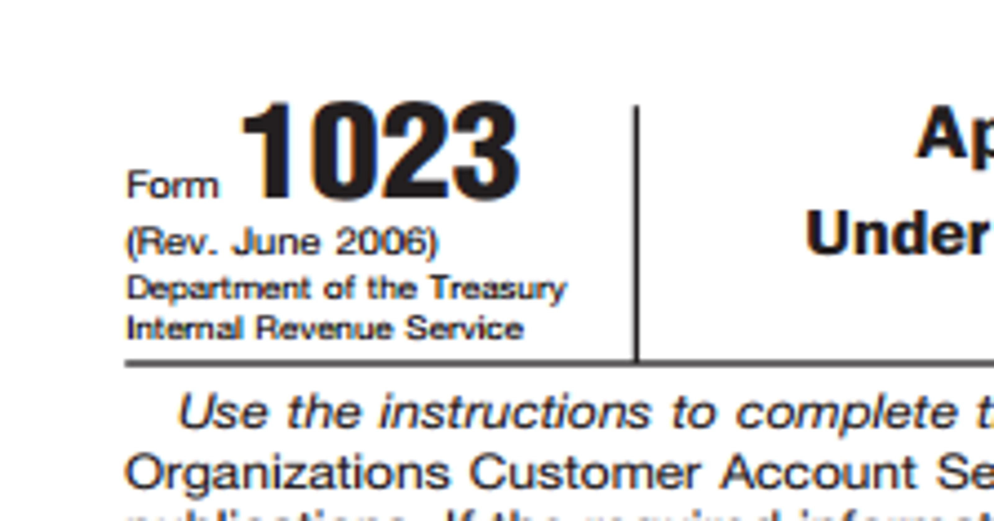 Could online form help prevent future IRS targeting?