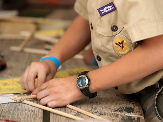 Boy Scouts of America now welcomes girls into their ranks
