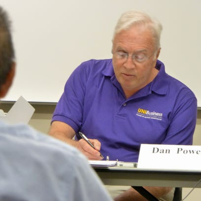 Presidential search moves forward at UNI