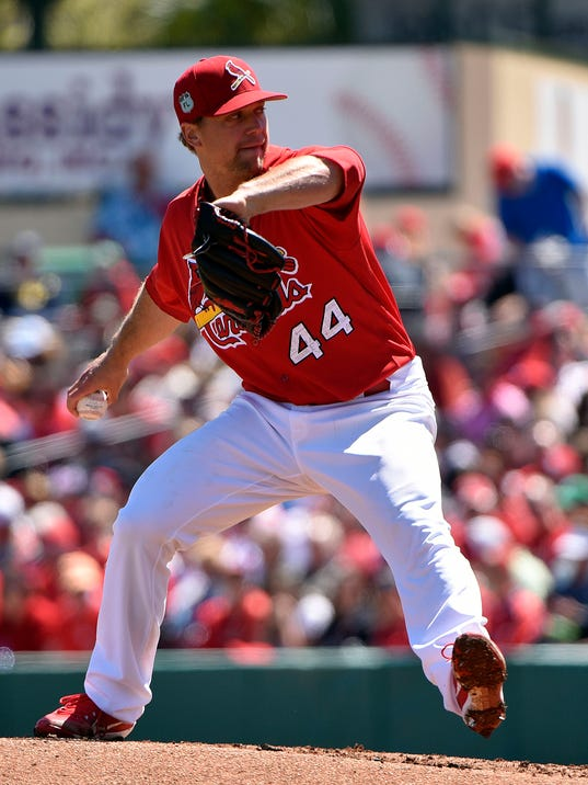 Cardinals' Trevor Rosenthal attempting to make rare closer ...