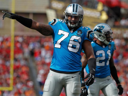 Controversial defensive lineman Greg Hardy could be