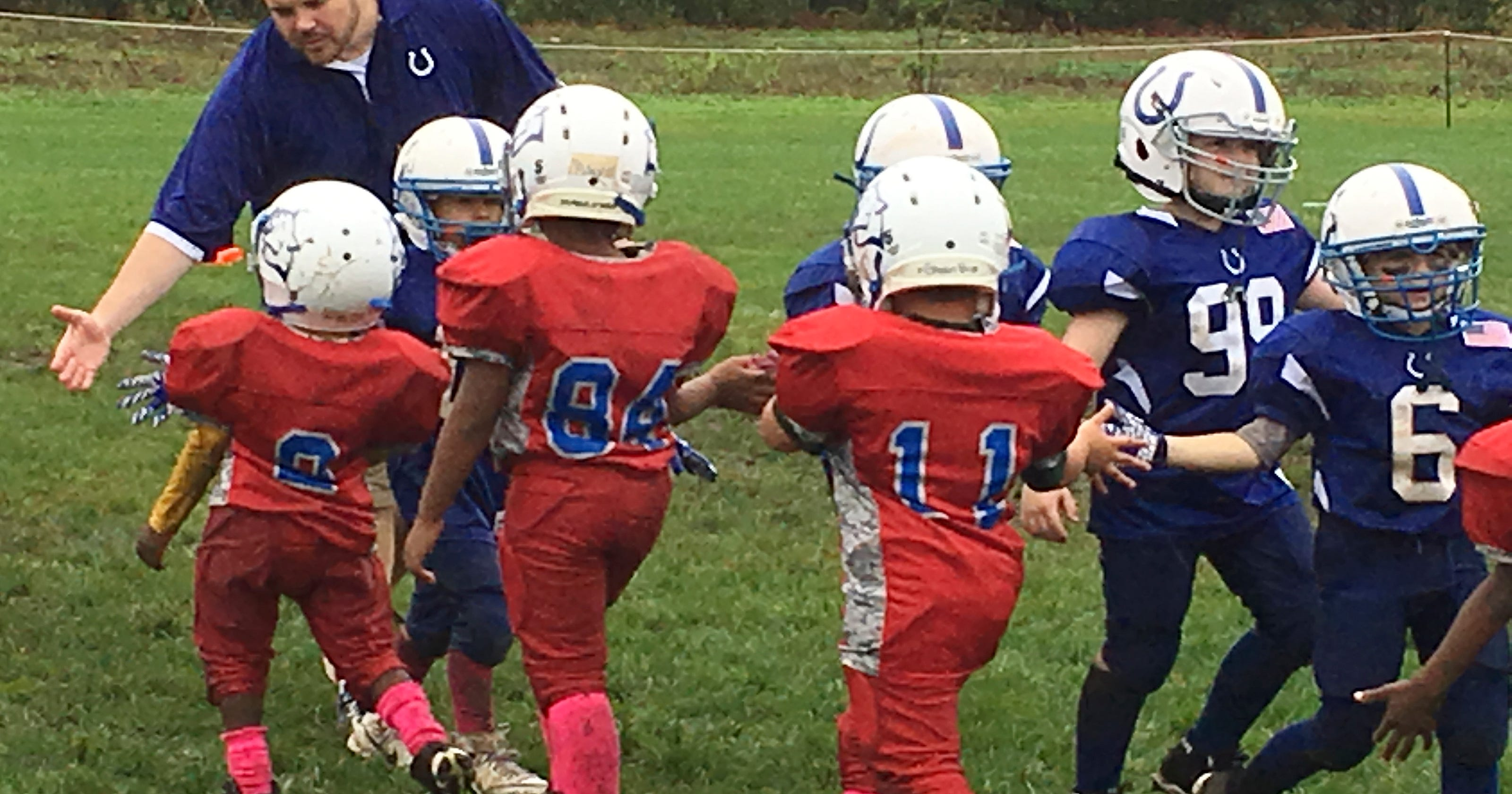 Youth Tackle Football Participation >> New Version Of Football Targets Falling Youth Participation
