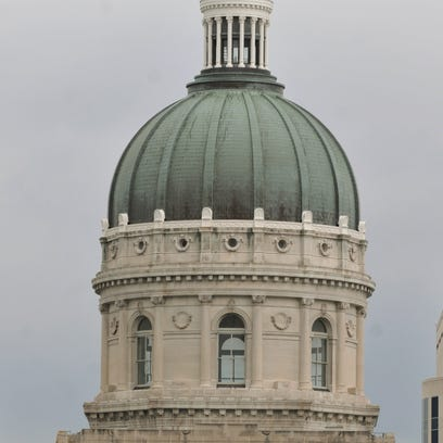 Indiana Statehouse,
