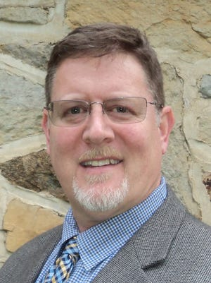 Ken Woods, Democratic candidate for New Castle County Council.