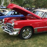 Mark Phelan's best of the Dream Cruise: GM designers show off the cars they collect