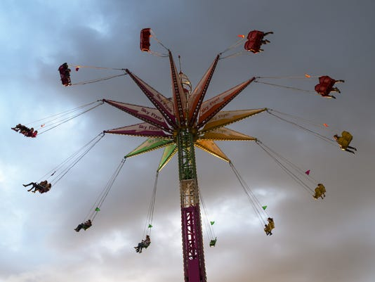 Arizona State Fair 2015