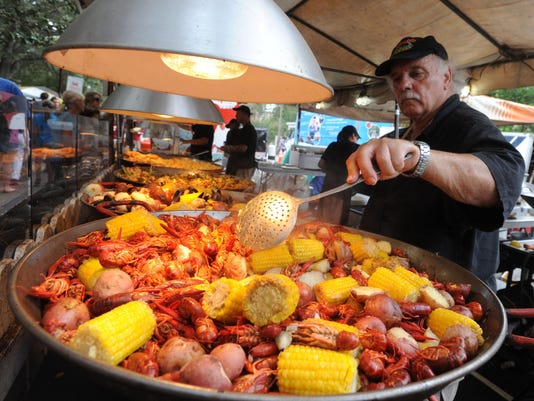 Seafood Festival Saturday 1