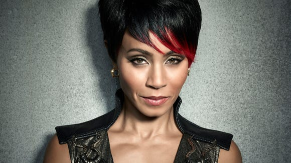 "Jada Pinkett Smith as Fish Mooney on ""Gotham."