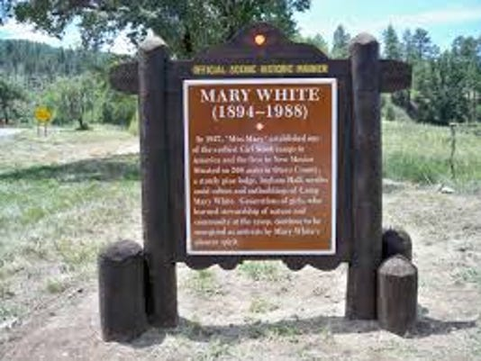 Camp Mary White